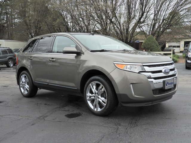 2012 Ford Edge LIMITED Station Wagon Slide