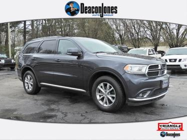 Maximum Steel Metallic Clearcoat 2014 Dodge Durango LIMITED Sport Utility  NC