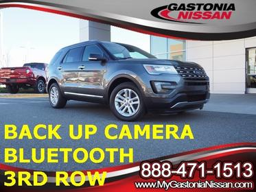 2016 Ford Explorer XLT Slide