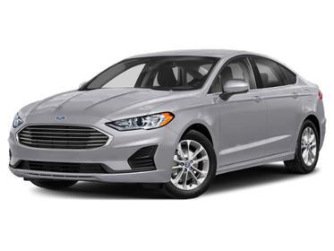 2020 Ford Fusion SE 4dr Car Slide