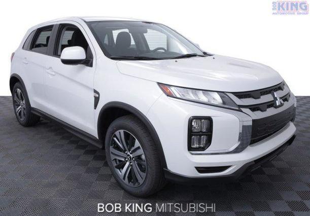 2020 Mitsubishi Outlander Sport ES 2.0 SUV Slide 0
