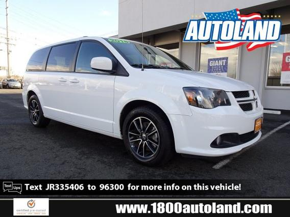 Pre Owned Dodge Grand Caravan In Springfield Township Nj Jr335406