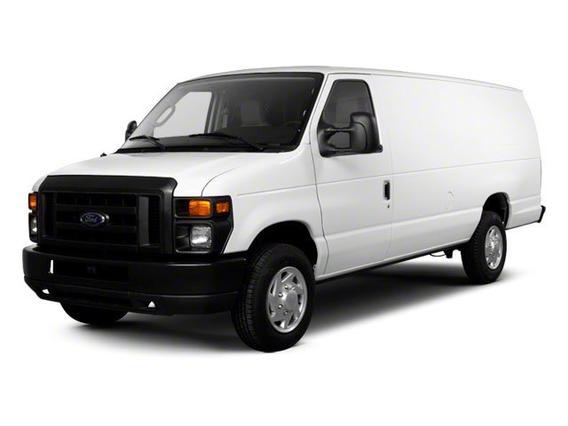 2011 Ford Econoline Cargo Van  Full-size Cargo Van Slide 0