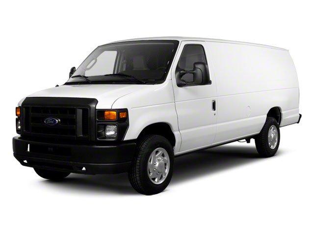 2011 Ford Econoline Cargo Van COMMERCIAL Full-size Cargo Van Slide 0