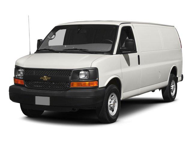 2015 Chevrolet Express Cargo Van  Full-size Cargo Van Slide 0