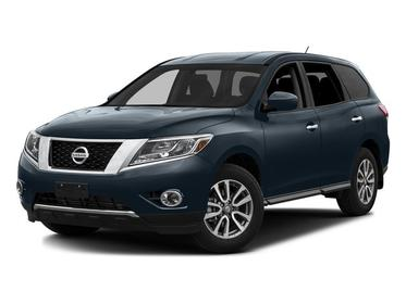 Silver 2016 Nissan Pathfinder S Sport Utility  NC
