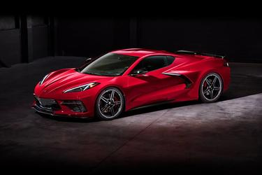 2020 Chevrolet Corvette 2LT Coupe Slide