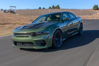 2020 Dodge Charger R/T SCAT PACK 4dr Car Slide 0