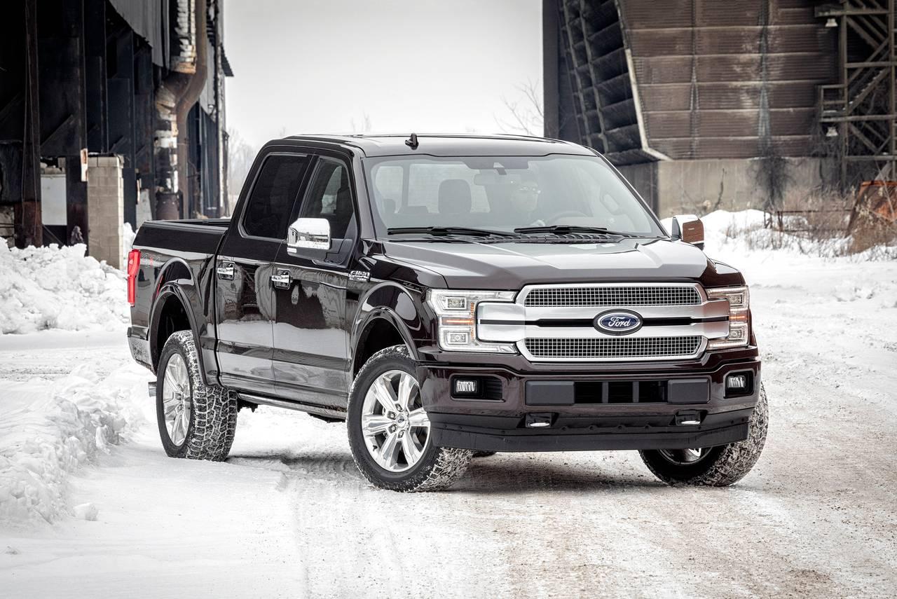 2020 Ford F-150 XL Standard Bed Slide 0