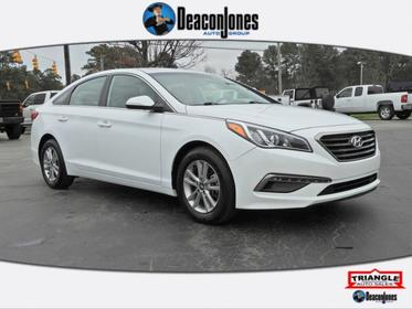 Quartz White Pearl 2015 Hyundai Sonata 1.6T ECO 4dr Car