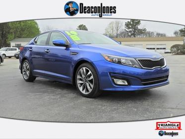 Corsa Blue 2014 Kia Optima SX 4dr Car  NC