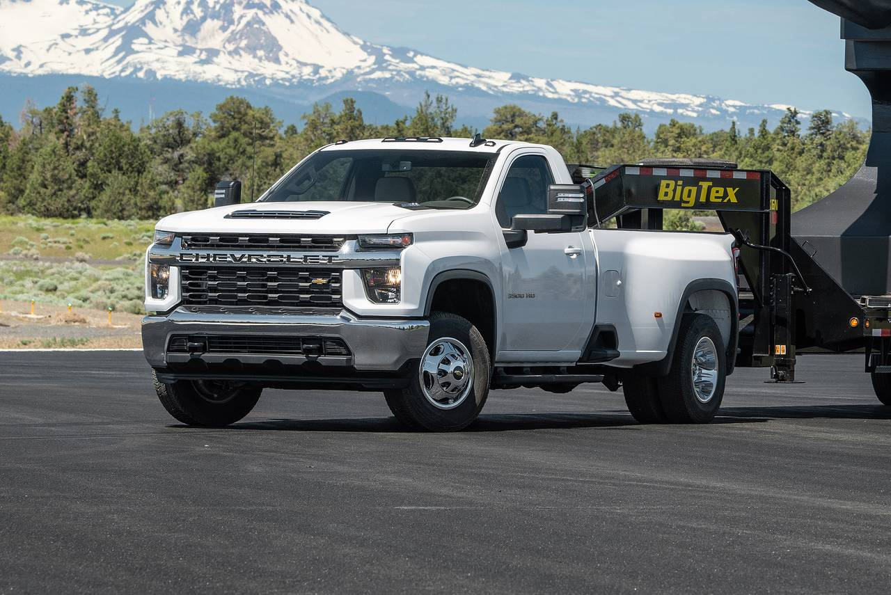 2020 Chevrolet Silverado 3500HD LT Slide 0