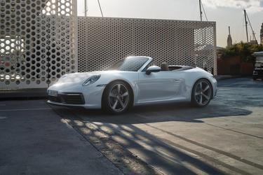 2020 Porsche 911 CARRERA S Coupe Slide
