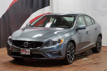Osmium Gray Metallic 2017 Volvo S60 T5 Dynamic 4dr Car Stanhope NJ