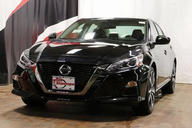 Super Black 2020 Nissan Altima 2.5 SR 4dr Car Stanhope NJ