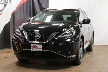Super Black Metallic 2020 Nissan Murano SV SUV Stanhope NJ