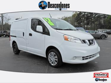 Fresh Powder 2017 Nissan NV200 Compact Cargo I4 SV
