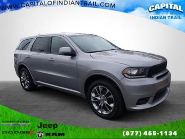 Billet Clearcoat 2019 Dodge Durango GT PLUS Sport Utility Indian Trail NC