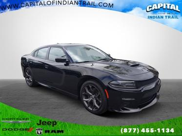 Pitch Black Clearcoat 2018 Dodge Charger SXT PLUS 4dr Car Indian Trail NC