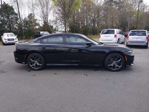 2018 Dodge Charger SXT PLUS 4dr Car Slide 0