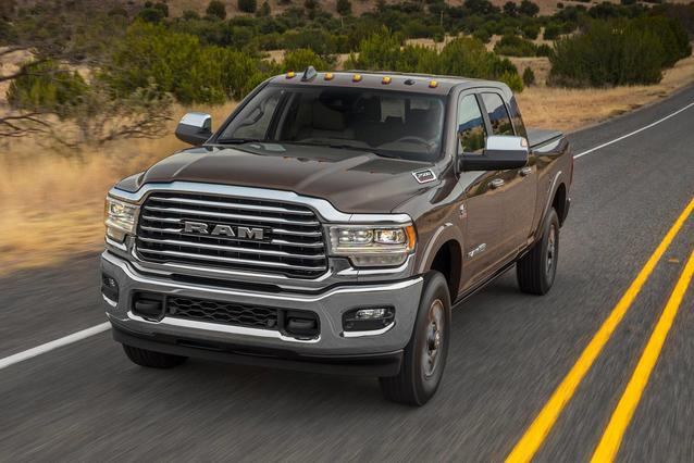 2020 Ram 2500 BIG HORN Crew Cab Pickup Slide 0