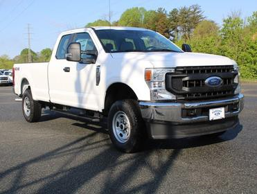 2020 Ford F-250SD XL Extended Cab Pickup Slide
