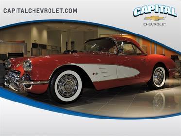 1959 Chevrolet Corvette COUPE Slide