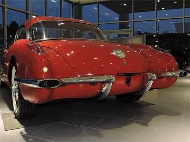 1959 Chevrolet Corvette COUPE Hillsborough NC