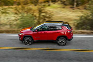 2020 Jeep Compass HIGH ALTITUDE Sport Utility Hillsborough NC