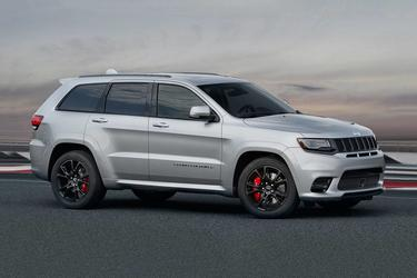 2020 Jeep Grand Cherokee LIMITED X Sport Utility Slide 0