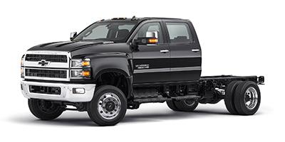 2020 Chevrolet Silverado 4500HD WORK TRUCK Truck Slide 0
