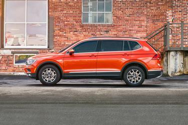 2019 Volkswagen Tiguan SEL PREMIUM R-LINE SUV North Charleston SC
