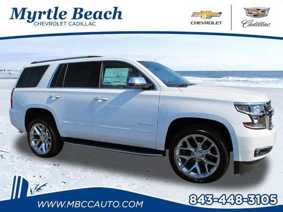 2020 Chevrolet Tahoe PREMIER 4x4 Premier 4dr SUV Slide 0