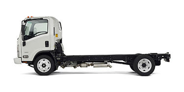 2020 Chevrolet 3500 LCF Gas  Regular Cab Chassis-Cab Slide