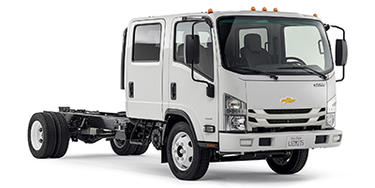 2020 Chevrolet 3500 LCF Gas  Truck Slide
