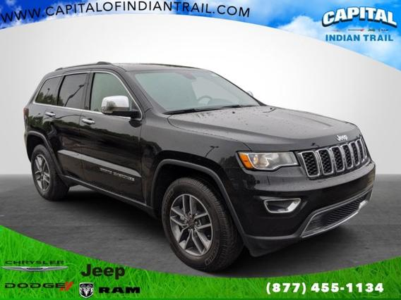 2020 Jeep Grand Cherokee LIMITED Sport Utility Slide 0