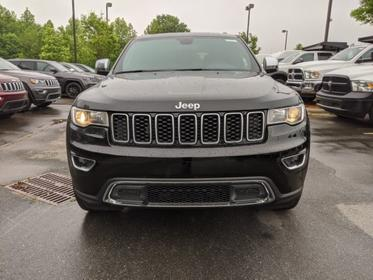 2020 Jeep Grand Cherokee LIMITED Sport Utility Hillsborough NC