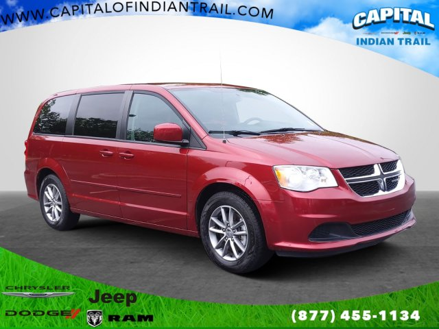 2016 Dodge Grand Caravan SE PLUS Mini-van, Passenger Slide 0