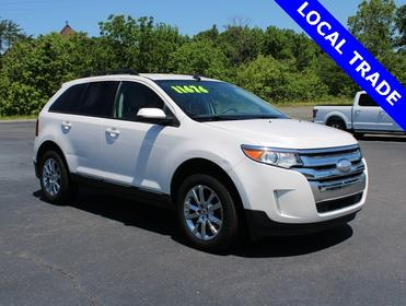 2013 Ford Edge SEL Station Wagon Slide