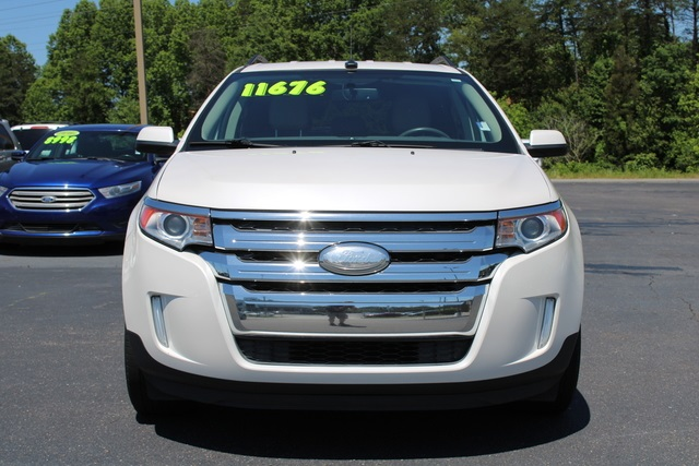 2013 Ford Edge SEL Station Wagon Slide 0