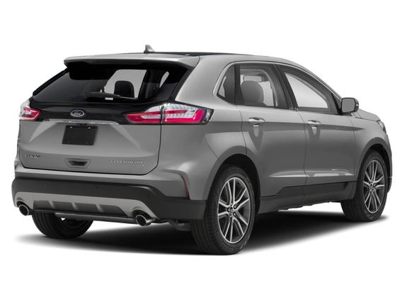 2019 Ford Edge TITANIUM SUV Slide 0