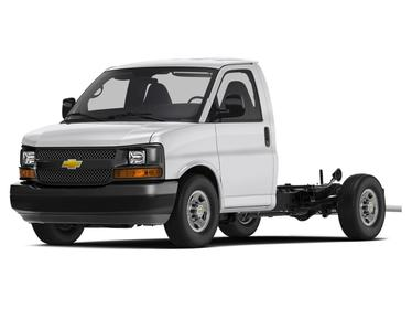 2020 Chevrolet Express 3500 WORK VAN Specialty Vehicle Slide