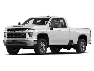 2020 Chevrolet Silverado 2500HD WORK TRUCK Extended Cab Pickup Slide