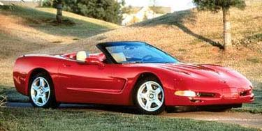 1999 Chevrolet Corvette  Convertible Slide