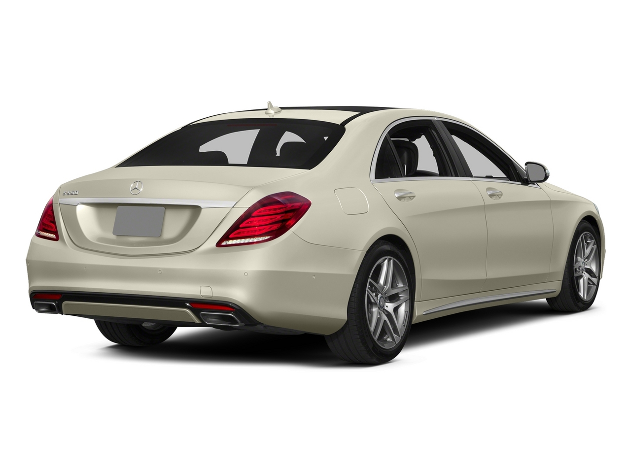 2015 Mercedes-Benz S-Class S 550 4dr Car Slide