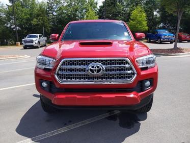 2016 Toyota Tacoma TRD SPORT Crew Cab Pickup Garner NC