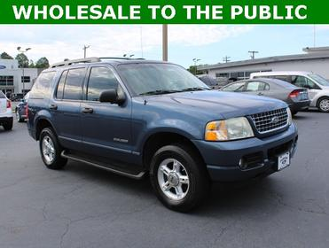 2005 Ford Explorer XLT SUV Slide