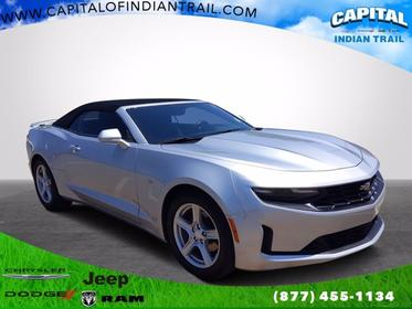 2019 Chevrolet Camaro 1LT Convertible Slide