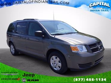2010 Dodge Grand Caravan SE Mini-van, Passenger Slide