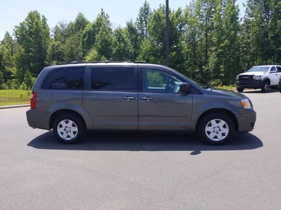 2010 Dodge Grand Caravan SE Mini-van, Passenger Slide 0